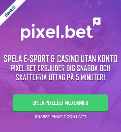 Svenska casino BankID E 622992