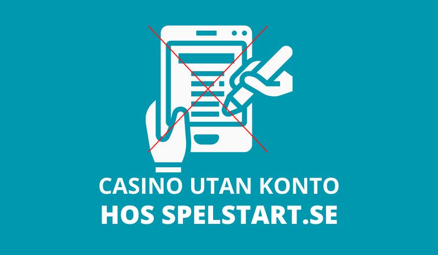 Casino utan konto 2021 518335