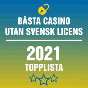 Casino utan omsättningskrav 2021 476939
