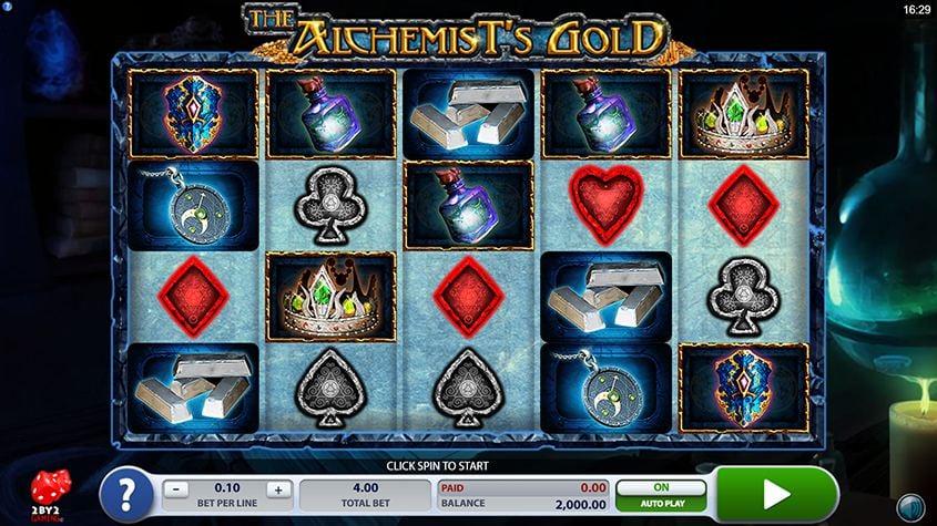 The Alchemist Gold 146165
