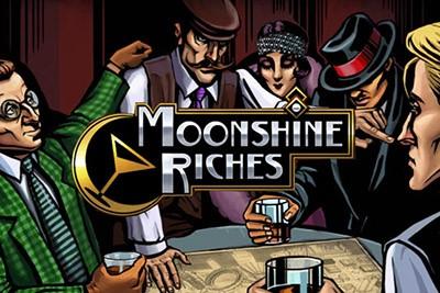 Sweden Moonshine Riches 419390
