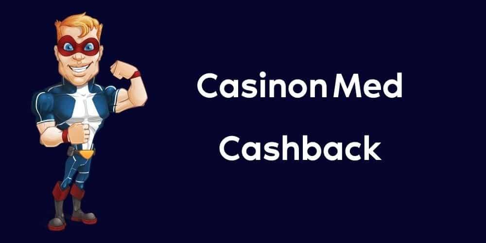 Cashback på varje insättning 117900