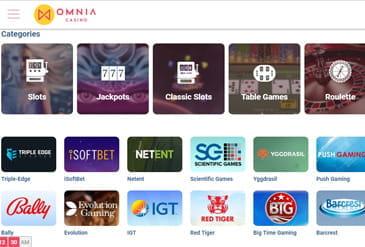 Röstning bästa casino Omnia 264440