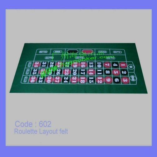 Roulette grön 213250