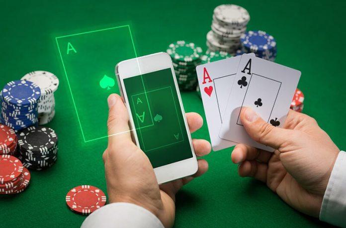 Caribbean stud poker 258141