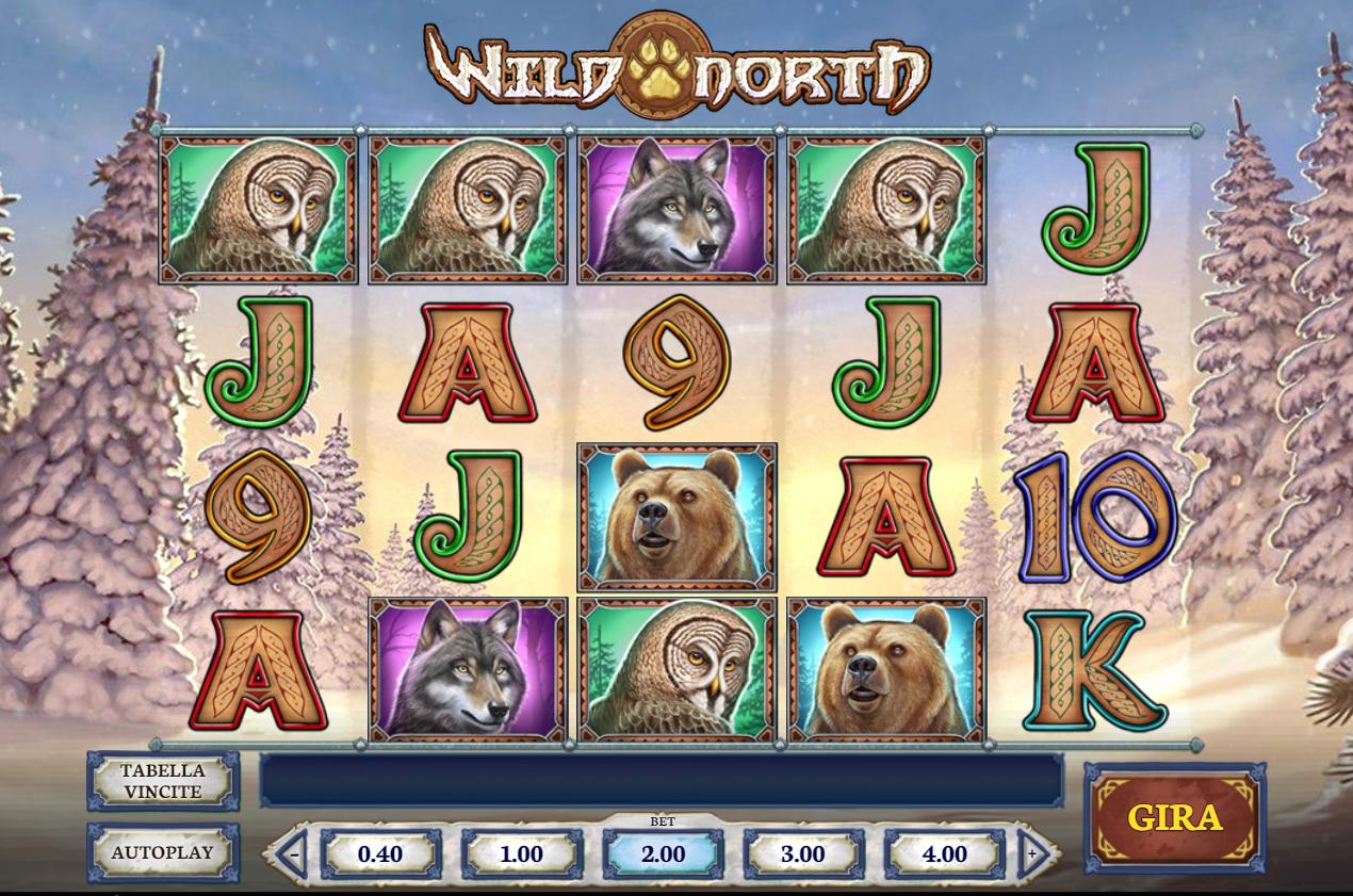 Prime Wild North slot 178242