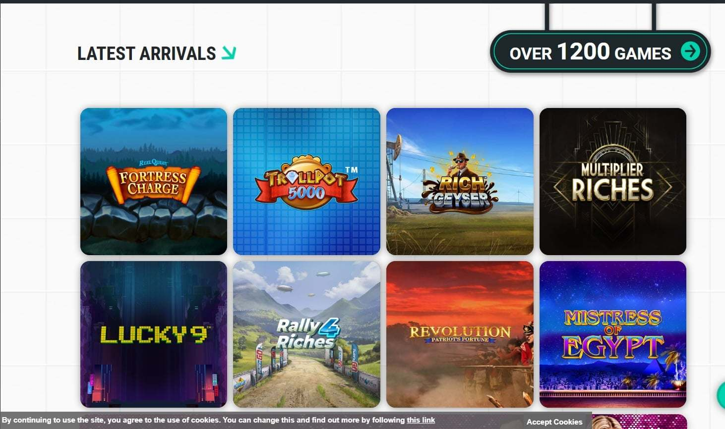 Party med freespins 348755