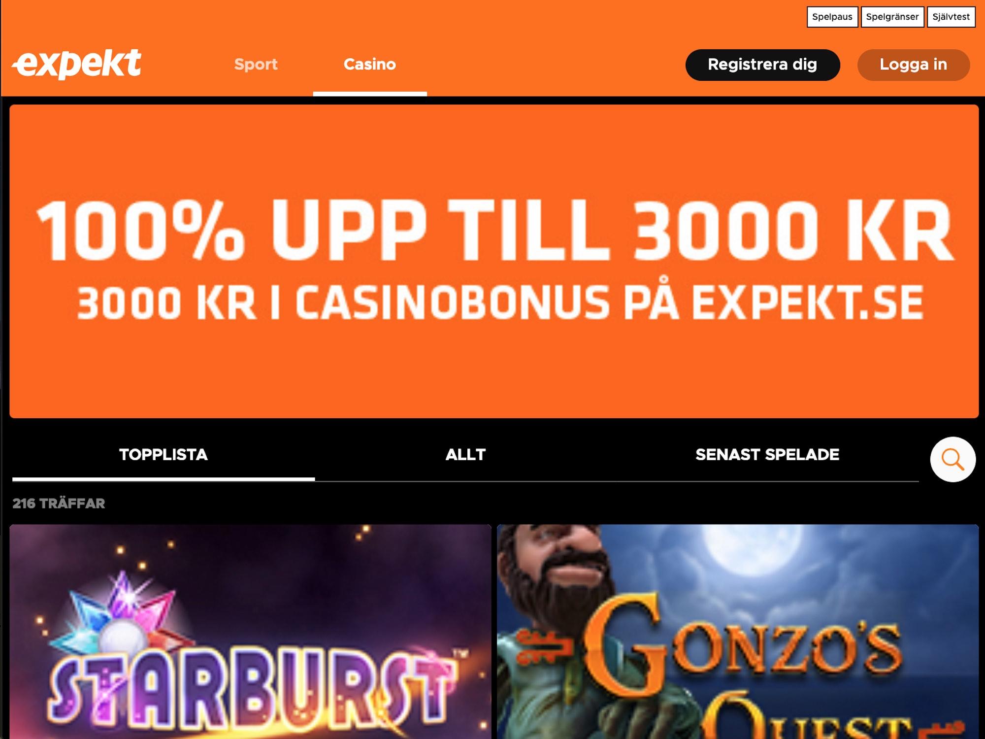 Speltillverkare svenska casino 596042