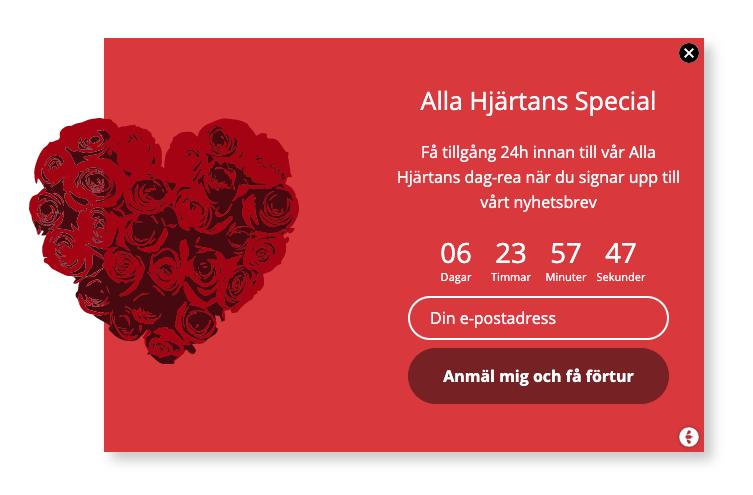 Desktop version presentkort hjärtans 170989