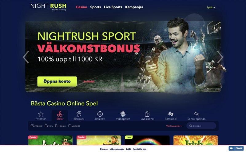 Nightrush bonus erfarenhet för 409950