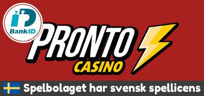 Bettingbolag 2021 Pronto casino 188609