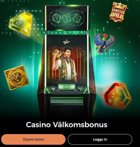 Casino room bonuskod 169001