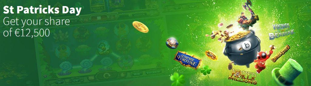 Casino St Patrick Day 116176