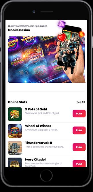 Helg spins Mobil casino 350156