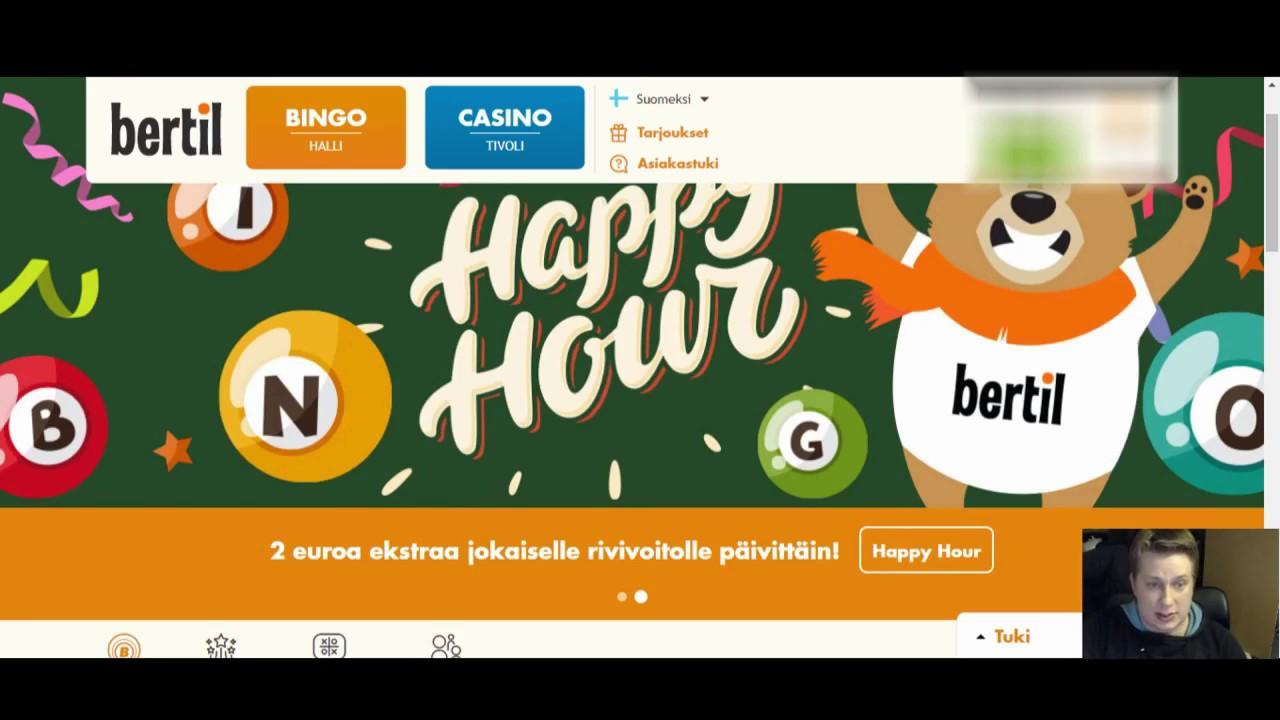 Happy Hour bonus Bertil 327190