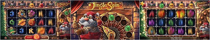Nätcasino i mobilen Jingle 630780