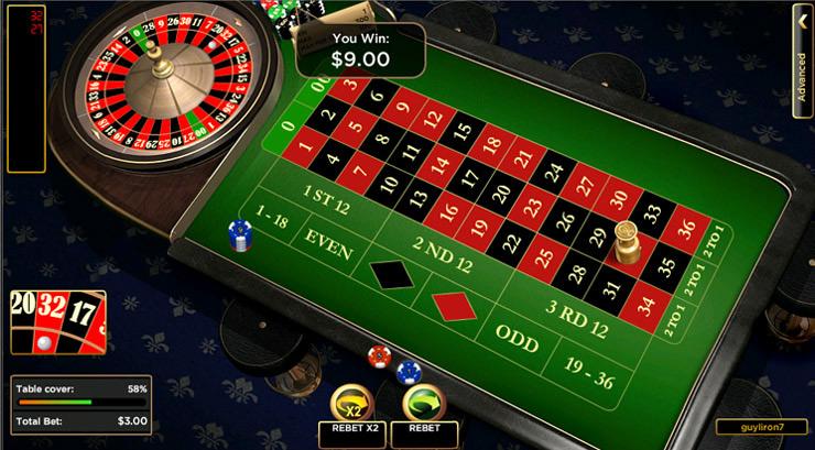 Internet casino flashback VeraoJohn 402413