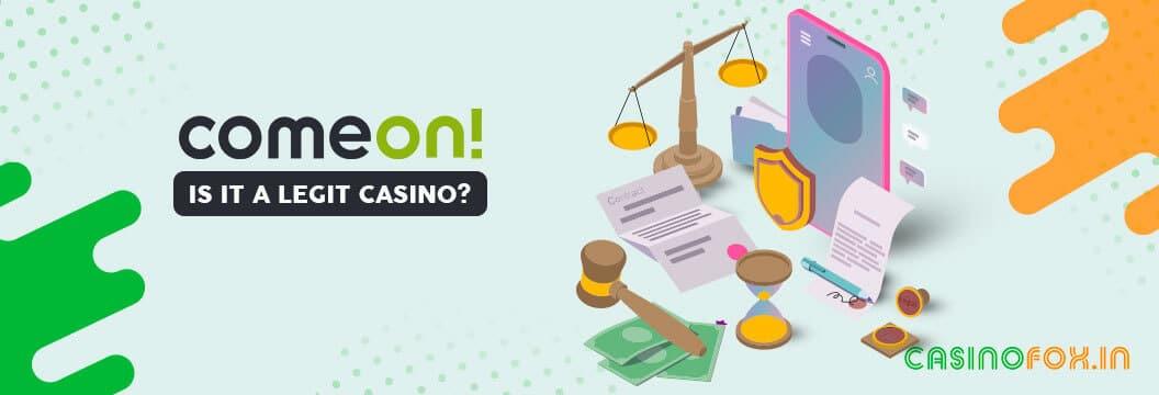 Win odds casino ComeOn 628681